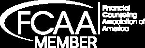 FCAA member - white