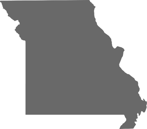 missouri state shape